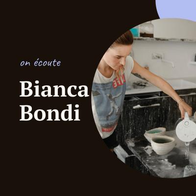 """#02 Bianca Bondi, artiste plasticienne - """"On n'avance pas si on fait seulement des expositions de femmes"""" cover"""
