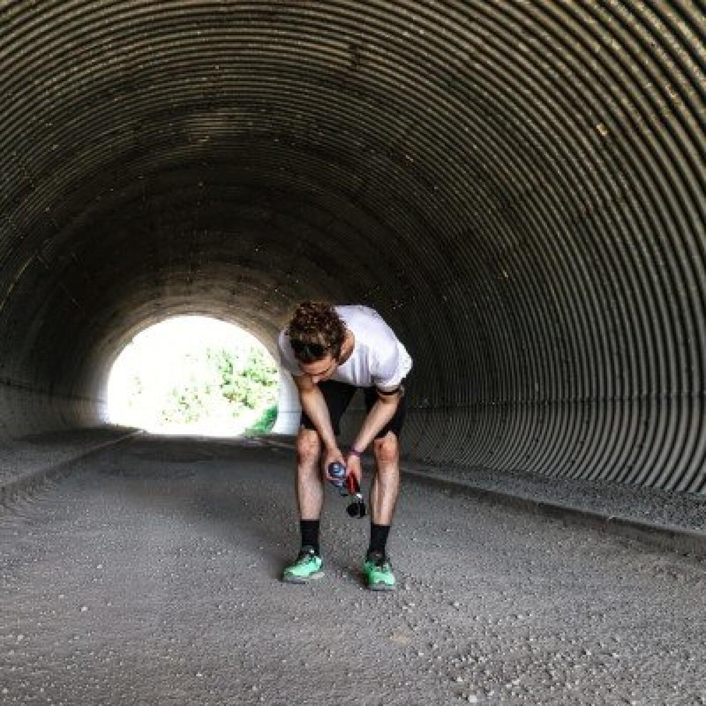 Alex Delecaut traverse la France a Pied, etape à Troyes - 15 07 2021 - StereoChic Radio