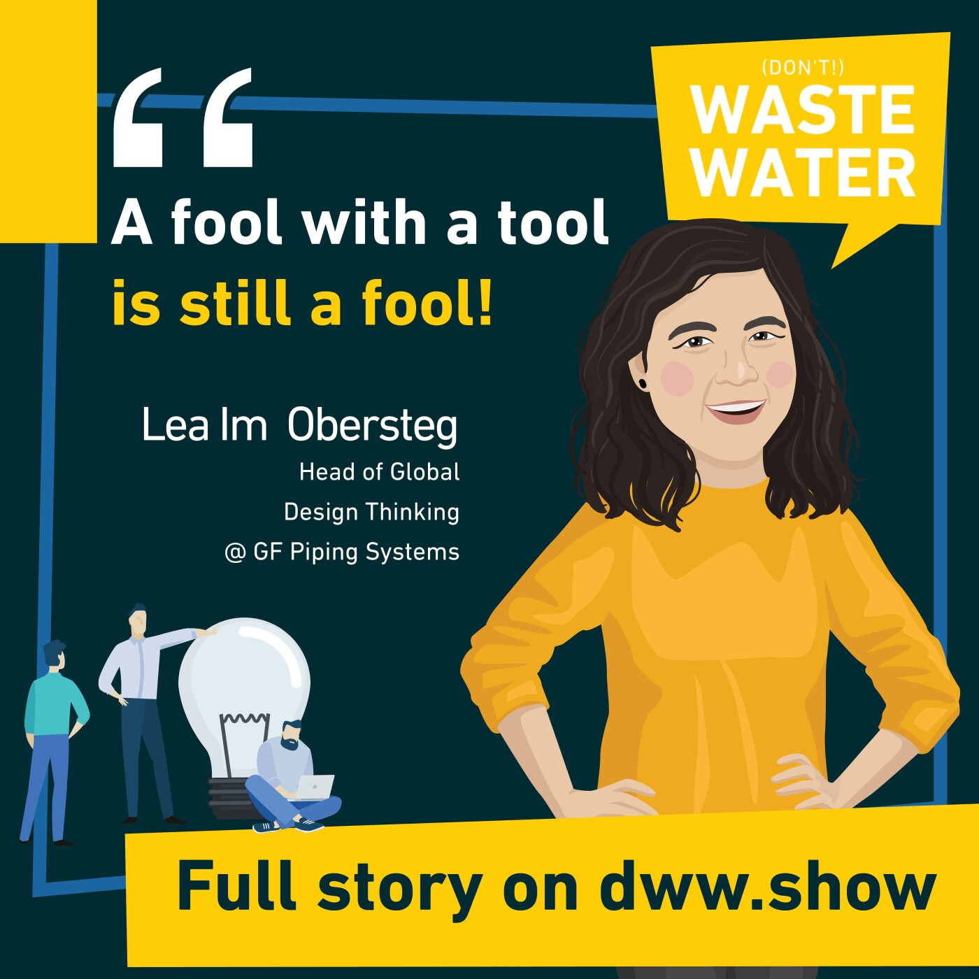 [Extract] A Fool with a Tool is still a Fool!
