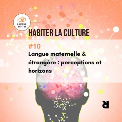 CAMPUS TER TER #10 - Langue maternelle et étrangère cover