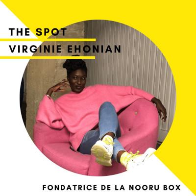 Virginie Ehonian, la culture chevillée au coeur cover