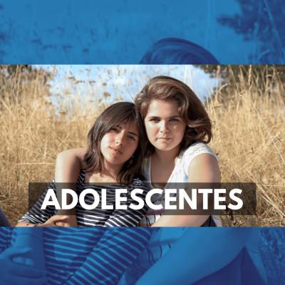 Adolescentes ⭐⭐⭐⭐ cover