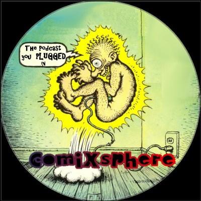 Comicsphere -30- Zap Comix cover
