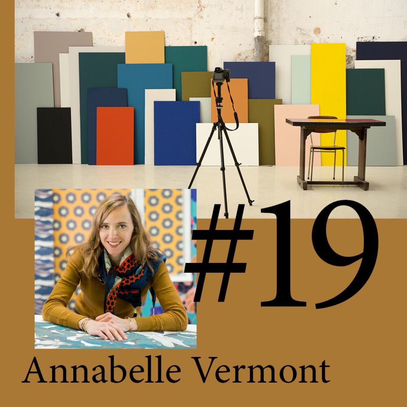 """#19 Annabelle Vermont (Ressource) """"La couleur doit s'affranchir des codes"""""""