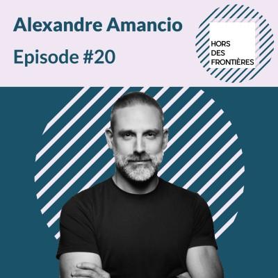 Episode #20 Alexandre Amancio - Innover dans le jeu vidéo pour réinventer l'expérience de jeu cover