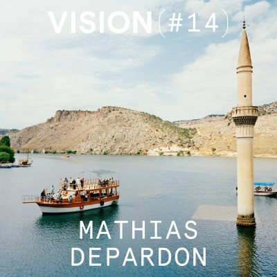 VISION #14 : MATHIAS DEPARDON cover