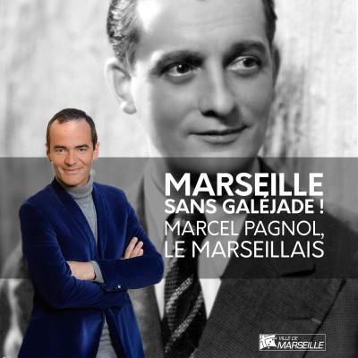 #10 - Marcel Pagnol, le marseillais cover