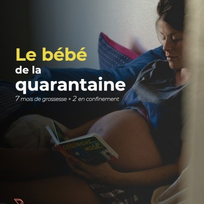 Le bébé de la quarantaine - Ep. #1 cover