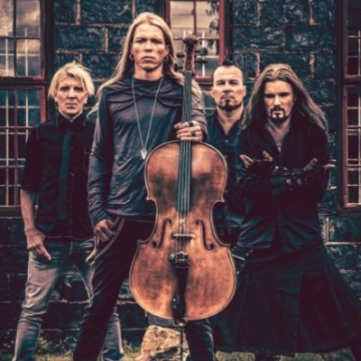 image 213Rock Podcast Harrag Melodica Itw with Perttu Kivilaakso Apocalyptica New album Cell-0 27 11 2019