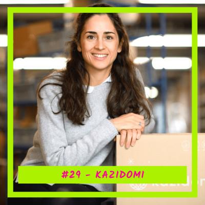 #29 - Kazidomi: Les secrets de réussite du supermarché nouvelle génération cover