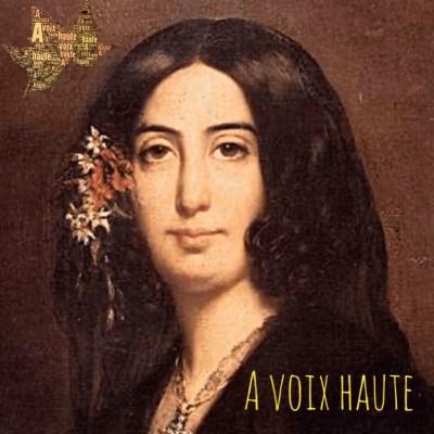 George sand  - Dumas Fils - lettres - yannick debain cover
