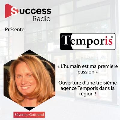 Séverine Gottrand - Temporis cover