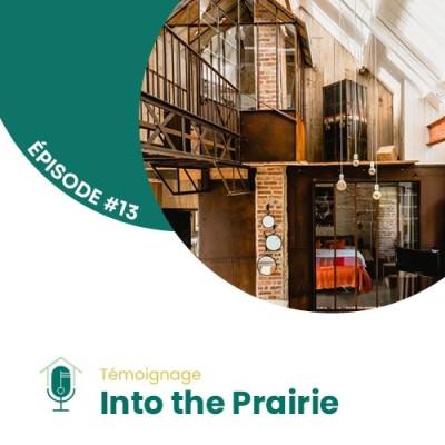 #13 - Rencontre avec Liz Lamour de Into the Prairie cover