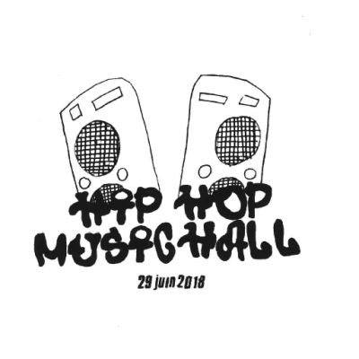 Hip-Hop Music'Hall #2 - Quand on commence on ne peut plus s'arrêter cover