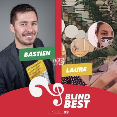 [n°33] Bastien vs. Laure : flemme, masques et Paul Koulak cover