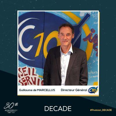 image EP26: Guillaume DE MARCELLUS - Directeur Général de C10