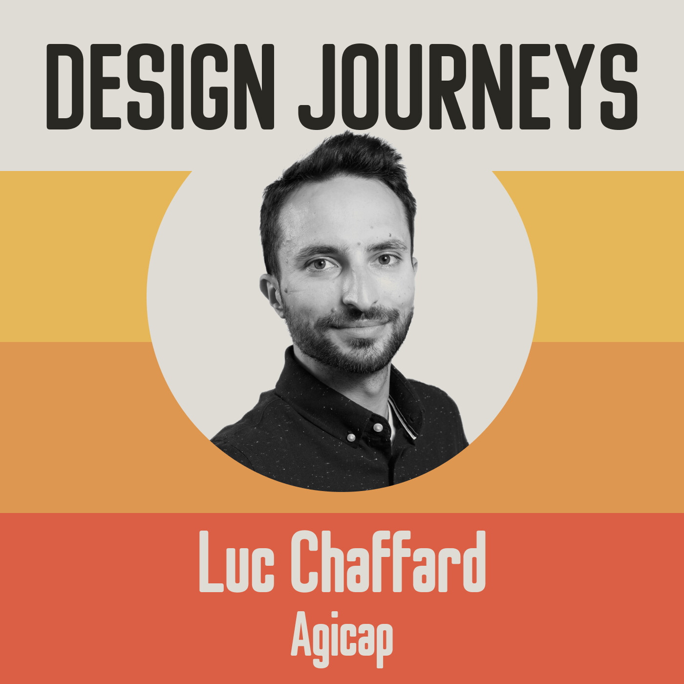 #17 Luc Chaffard - Agicap - Etablir les bases d'une équipe Design