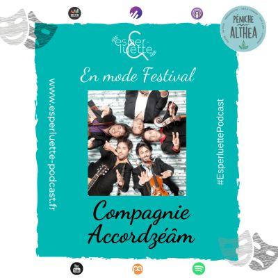 """image """"En mode Festival"""" - Cie Accordzéâm - La Truite"""