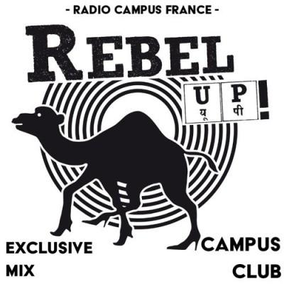 Front Chaud de Rebel Up | Campus Club cover
