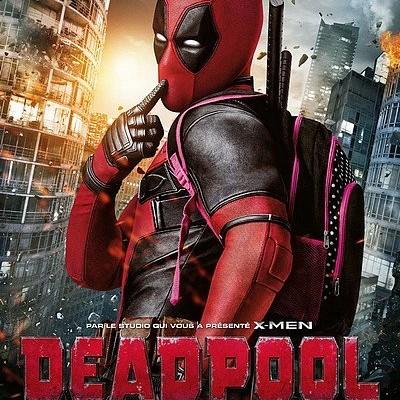 Deadpool avec Ryan Reynolds cover