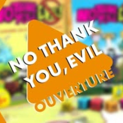 No Thank You Evil cover