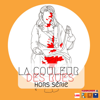 Épisode HS - La Couleur des Rues : enjeux contemporains de la mémoire de l'esclavage. cover