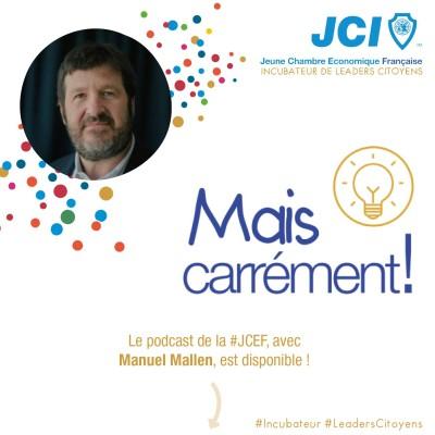 #10. Manuel Mallen - Fondateur de Courbet cover