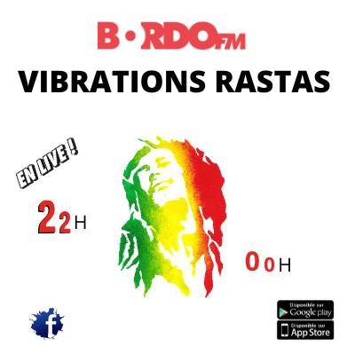 Vibrations Rastas - Ep14 - Reggae from Africa cover