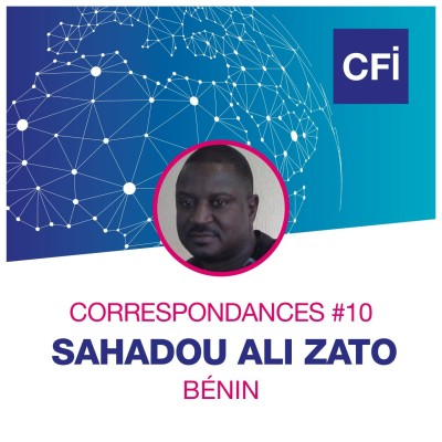 Thumbnail Image Correspondances #10 - Sahadou Ali Zato, expert des radios communautaires béninoises