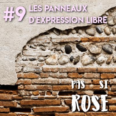 #9 Les Panneaux d'Expression Libre cover