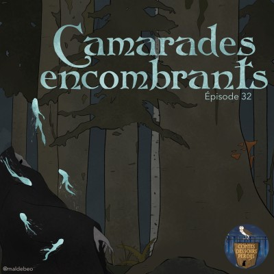 EP32 Contes russes - Camarades Encombrants cover