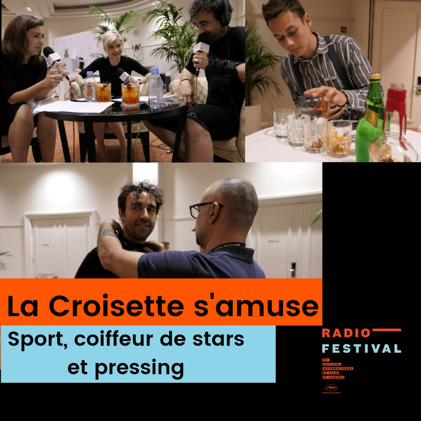 Le cocktail de Shining, du sport, le coiffeur des stars et le pressing - 16 mai 2019