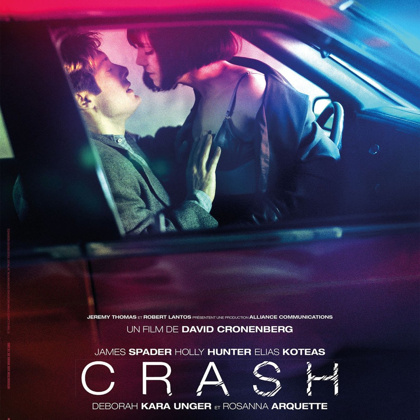 Critique du Film CRASH | David Cronenberg