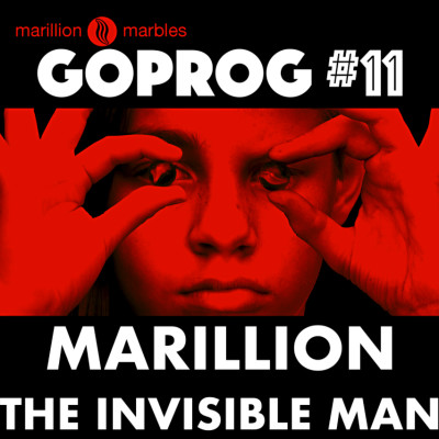 GoProg#11 - Marillion / The Invisible Man cover