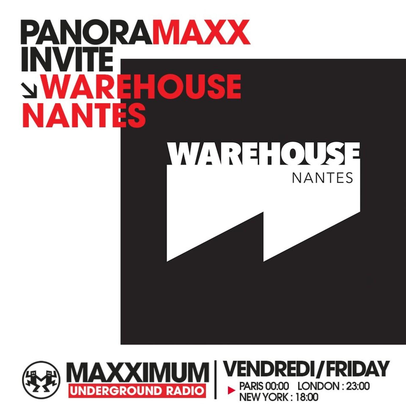 PANORAMAXX : WAREHOUSE DE NANTES