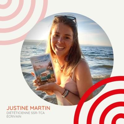 #EP36 Justine Martin : une vie d'écrivain cover