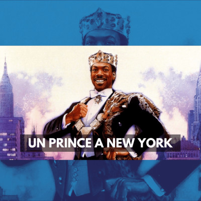 Un Prince A New York ⭐⭐⭐⭐ cover