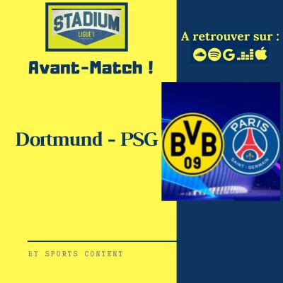 image Stadium Ligue 1 - #LaCauserie d'avant match BvB- PSG