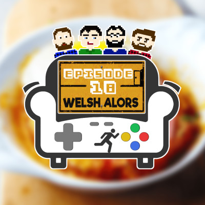 Episode 18 - Welsh Alors cover
