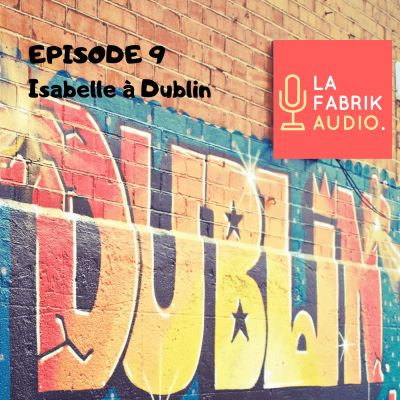 L'aventurière de Dublin : Isabelle cover