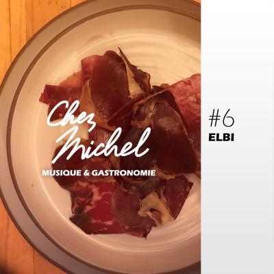 Chez Michel #6 - elbi cover