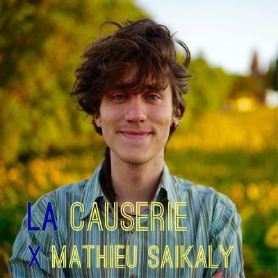 image La Causerie #18: Mathieu Saïkaly - La Générosité pour Impulsion Créative