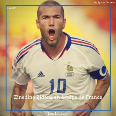 Zinédine Zidane en Equipe de France (1994-2006) cover