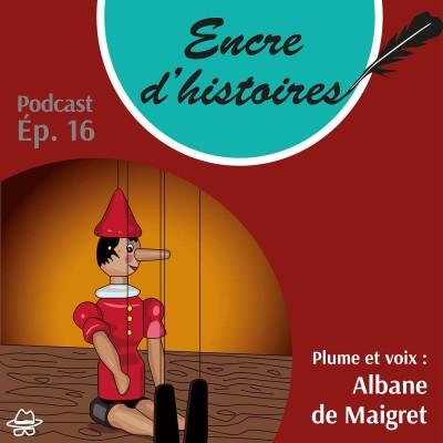 Épisode 16 : Polichinelle, Pinocchio et les autres. Les ficelles des pantins et marionnettes cover