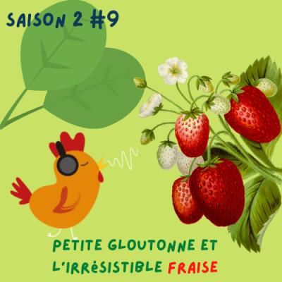 Petite Gloutonne et l'irrésistible fraise cover
