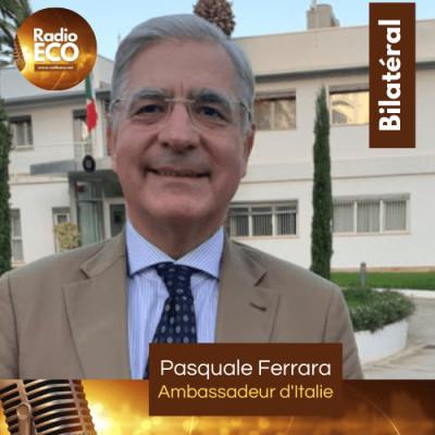 Pasquale Ferrara I Ambassadeur d'Italie cover