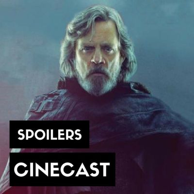 SPOILERS - Star Wars : The Last Jedi (avec Kamal Messaoudi) cover