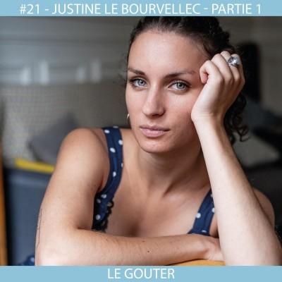 #21 - Justine Le Bourvellec Part 1 cover