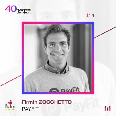 :14 Part 1 - Firmin Zocchetto - PayFit : Seul le plaisir paye à tous les coups cover