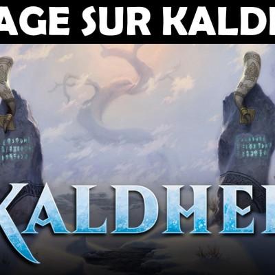 [FAIT OU FICTION] Découvrez le monde fantastique de Kaldheim et ses légendes ! cover